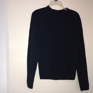 No name v neck sweater